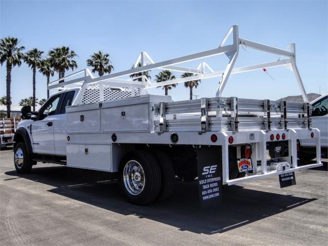 2020 Ford F-550 Super Cab DRW 4x2, Scelzi Contractor Body #FL1482 - photo 1