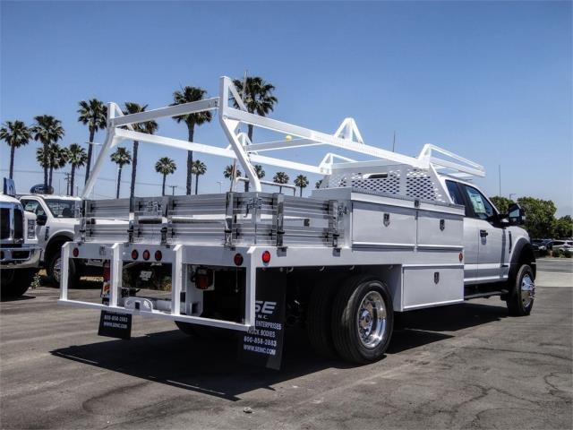 2020 Ford F-550 Super Cab DRW 4x2, Scelzi CTFB Contractor Body #FL1482 - photo 4