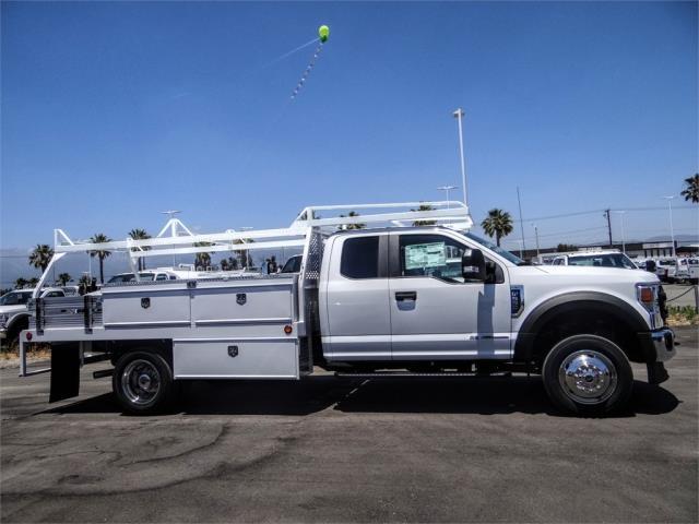 2020 Ford F-550 Super Cab DRW 4x2, Scelzi CTFB Contractor Body #FL1482 - photo 5