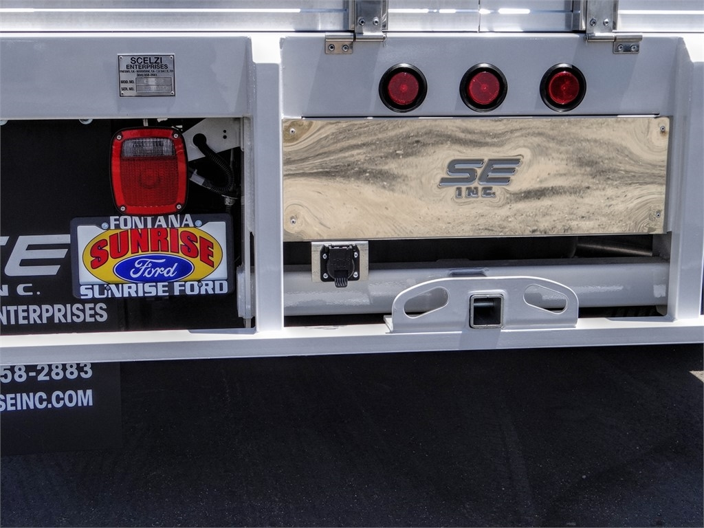 2020 Ford F-550 Super Cab DRW 4x2, Scelzi CTFB Contractor Body #FL1482 - photo 11