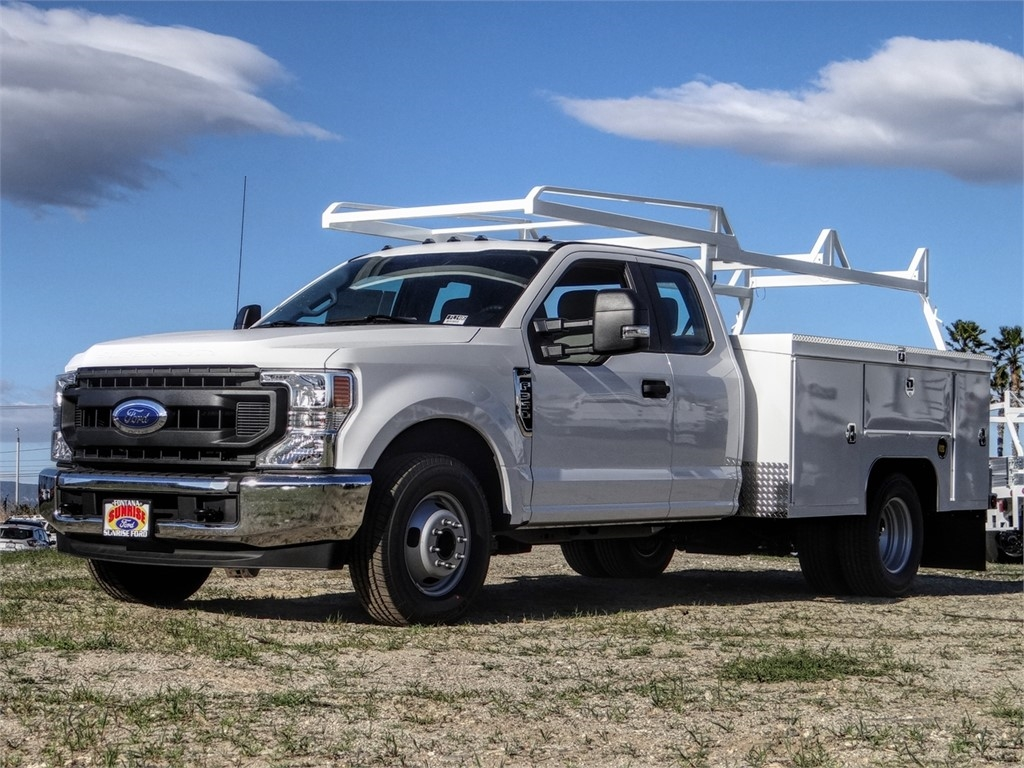 2020 Ford F-350 Super Cab DRW 4x2, Scelzi Signature Service Body #FL1486 - photo 1