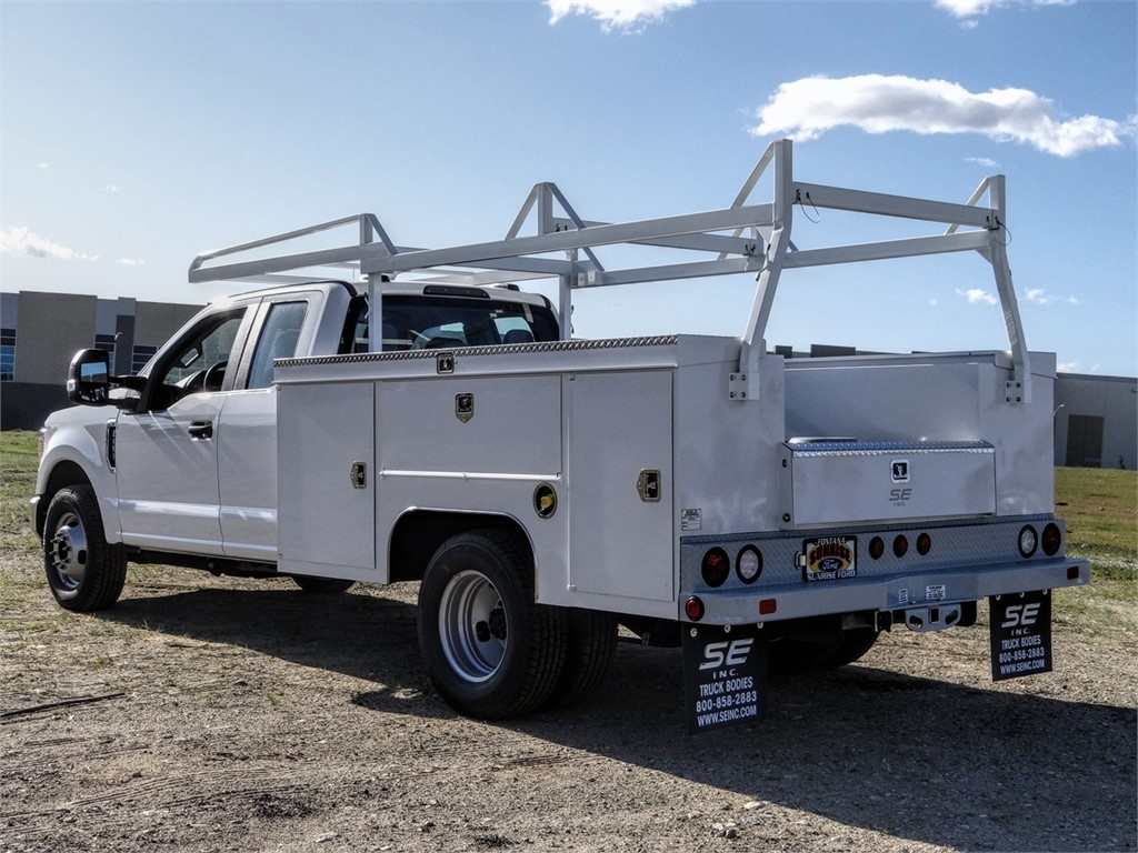 2020 Ford F-350 Super Cab DRW 4x2, Scelzi Signature Service Body #FL1486 - photo 2