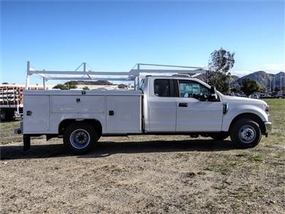 2020 Ford F-350 Super Cab DRW 4x2, Scelzi Signature Service Body #FL1486 - photo 5