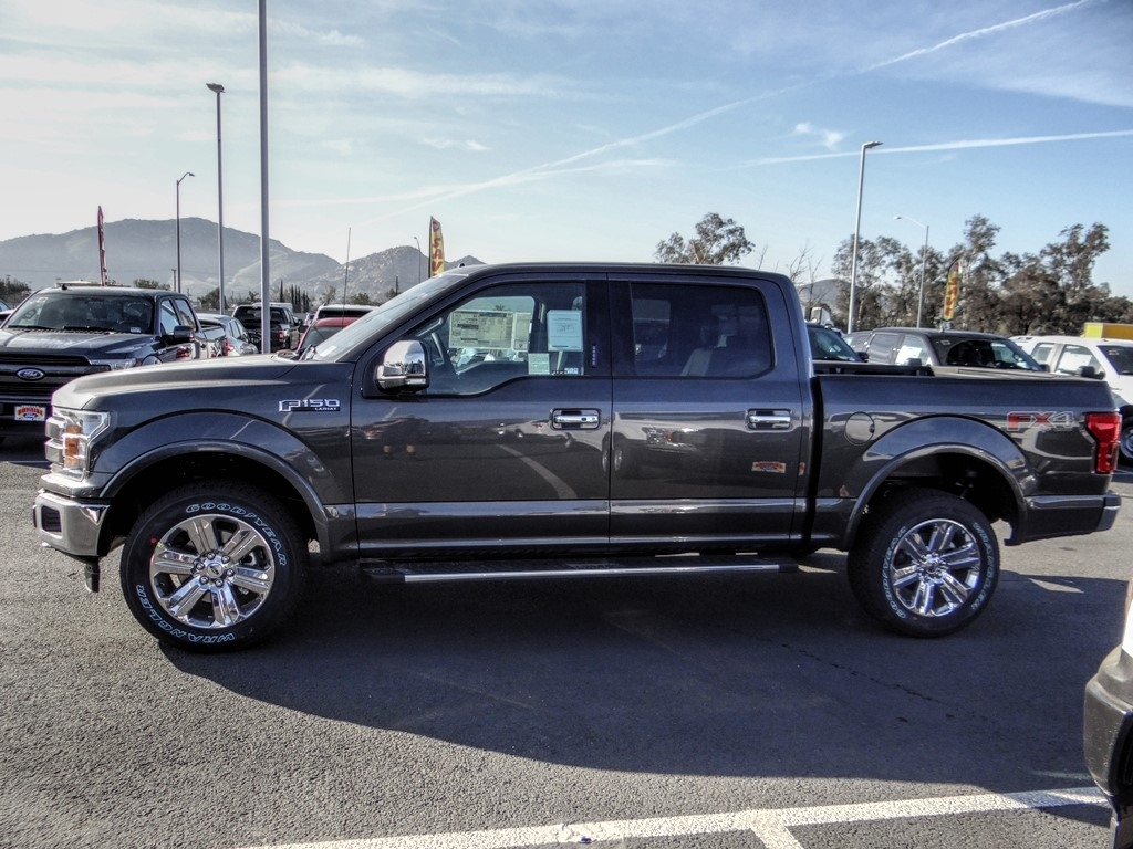 2020 F-150 SuperCrew Cab 4x4, Pickup #FL1493 - photo 3