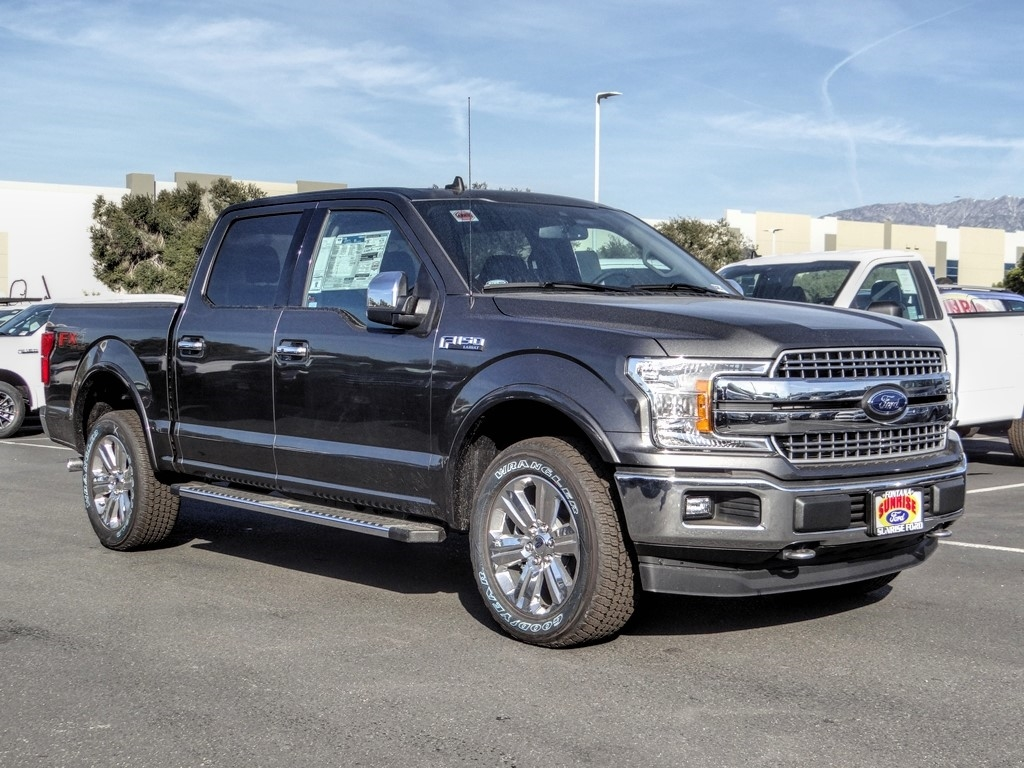 2020 F-150 SuperCrew Cab 4x4, Pickup #FL1493 - photo 7