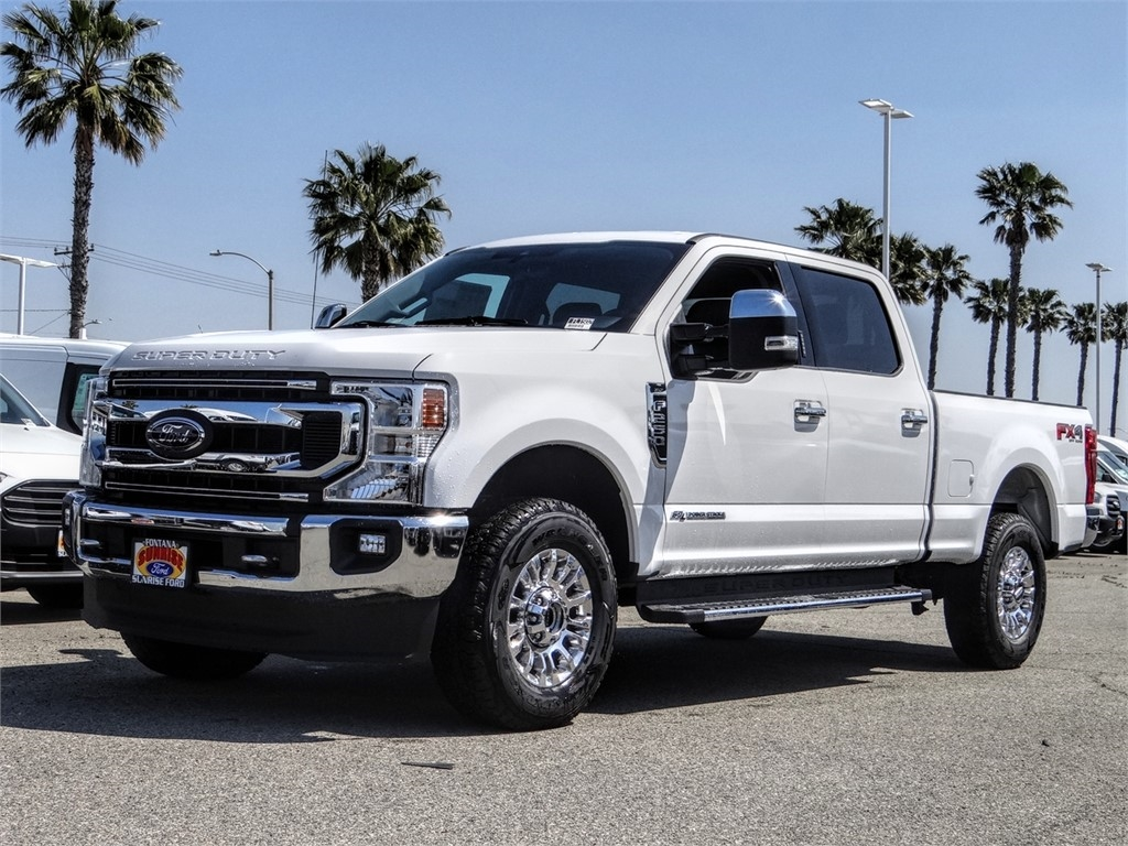 2020 F-250 Crew Cab 4x4, Pickup #FL1502 - photo 1