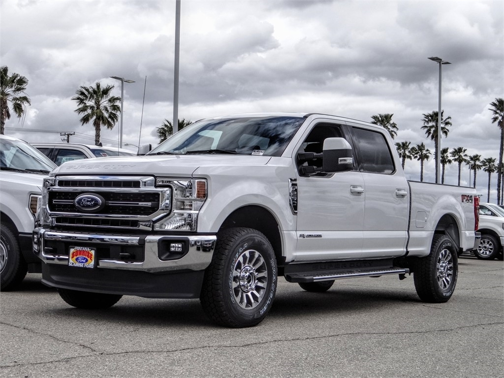 2020 F-250 Crew Cab 4x4, Pickup #FL1525 - photo 1