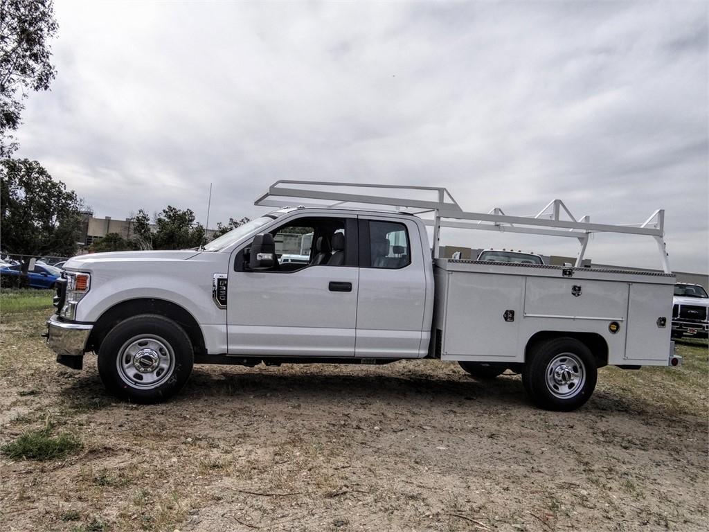 2020 Ford F-350 Super Cab 4x2, Scelzi Signature Service Body #FL1576 - photo 3