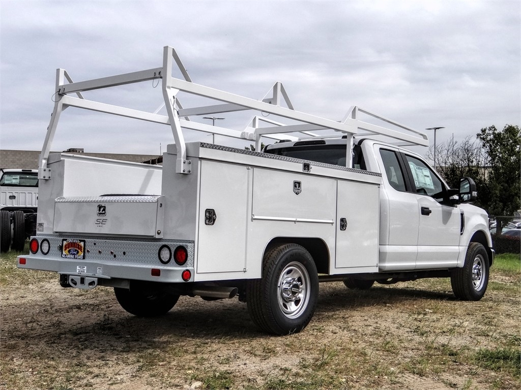 2020 Ford F-350 Super Cab 4x2, Scelzi Signature Service Body #FL1576 - photo 4