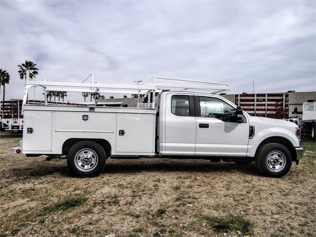 2020 Ford F-350 Super Cab 4x2, Scelzi Signature Service Body #FL1576 - photo 5