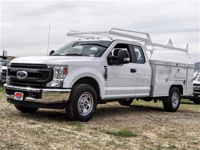 2020 Ford F-350 Super Cab 4x2, Scelzi Signature Service Body #FL1576 - photo 1