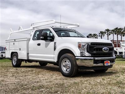 2020 Ford F-350 Super Cab 4x2, Scelzi Signature Service Body #FL1576 - photo 6