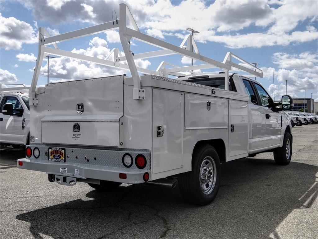 2020 Ford F-350 Super Cab 4x2, Scelzi Signature Service Body #FL1577 - photo 4