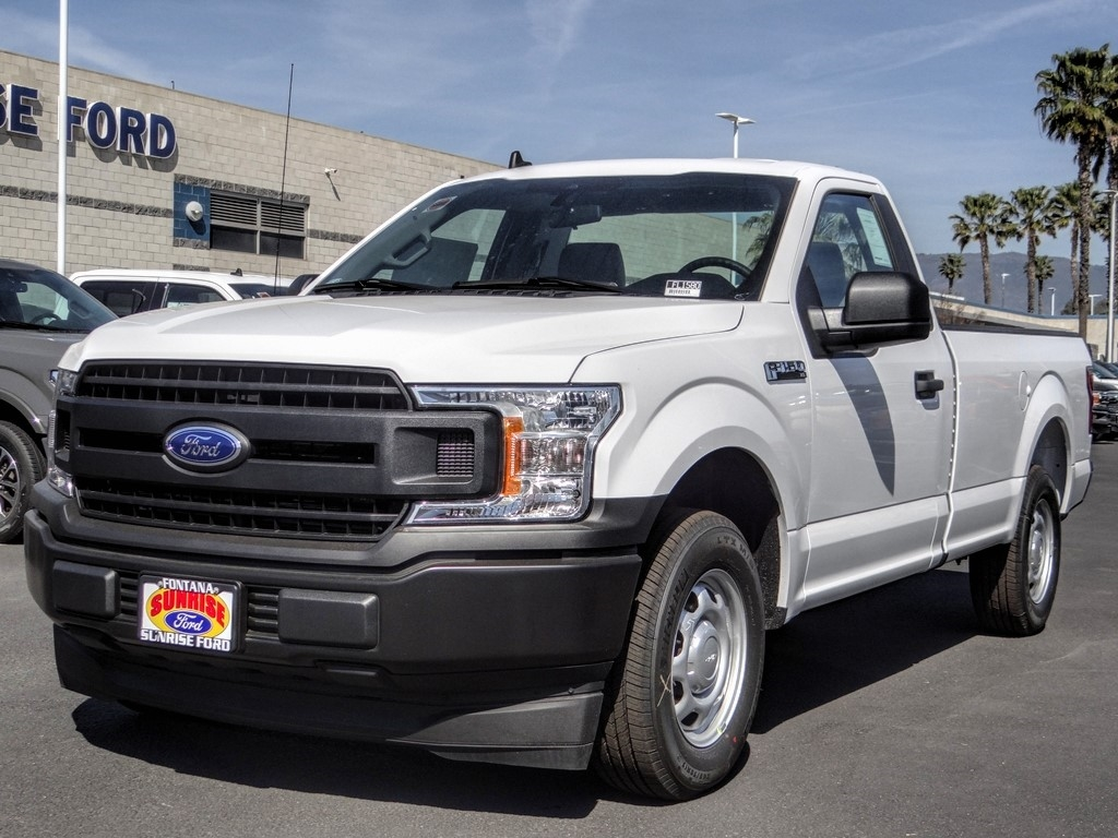 2020 Ford F-150 Regular Cab 4x2, Pickup #FL1580 - photo 1