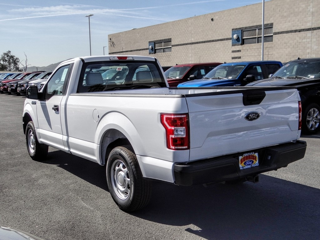 2020 Ford F-150 Regular Cab 4x2, Pickup #FL1580 - photo 2