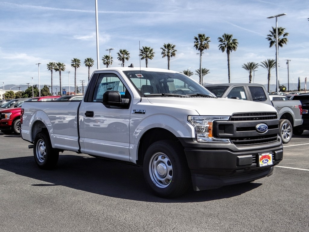 2020 Ford F-150 Regular Cab 4x2, Pickup #FL1580 - photo 7