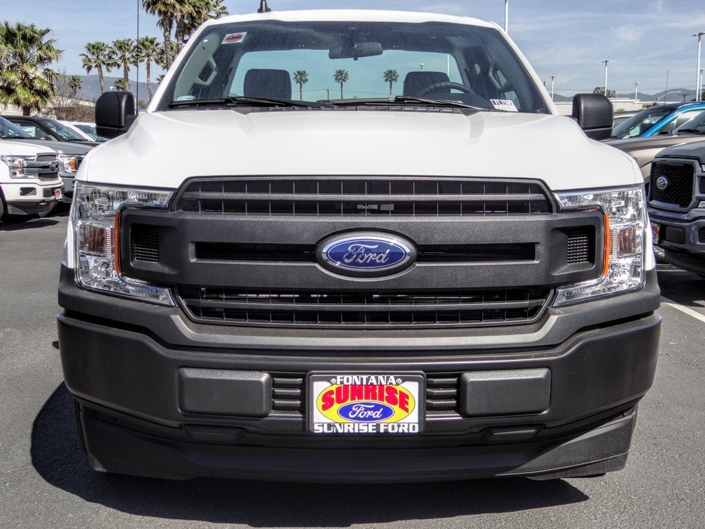 2020 Ford F-150 Regular Cab 4x2, Pickup #FL1580 - photo 8