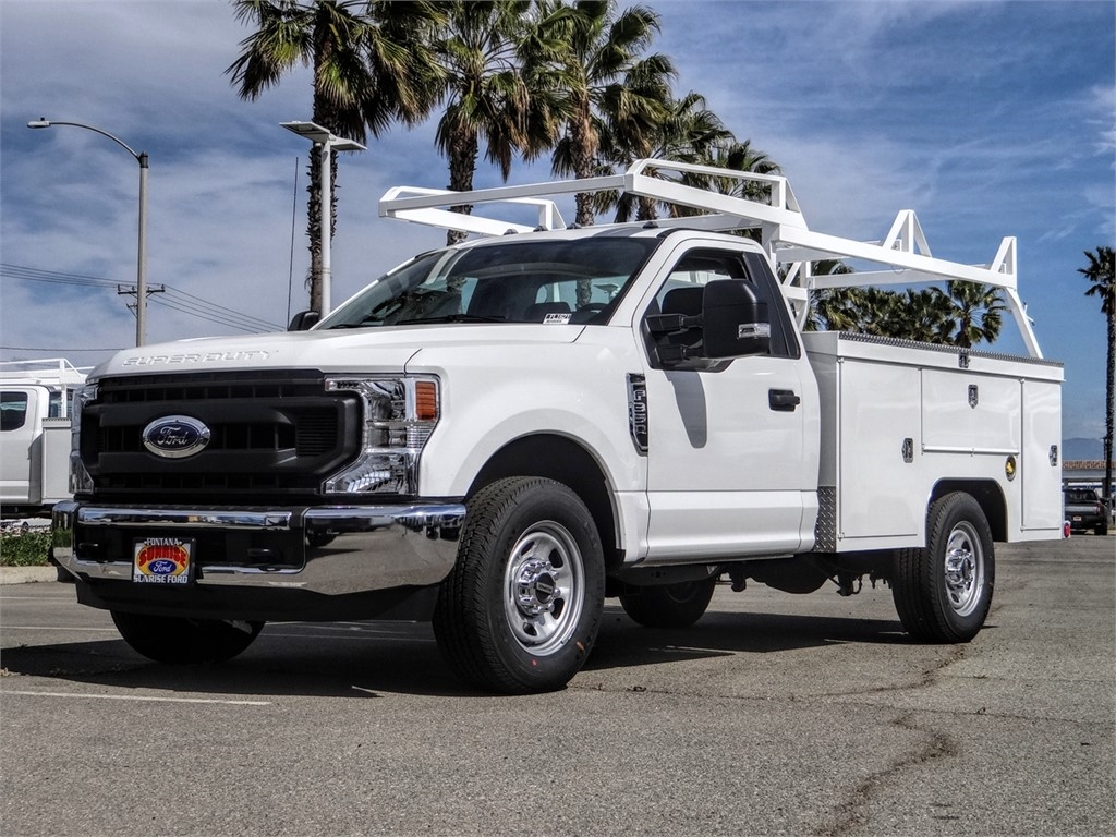 2020 Ford F-350 Regular Cab 4x2, Scelzi Service Body #FL1621 - photo 1
