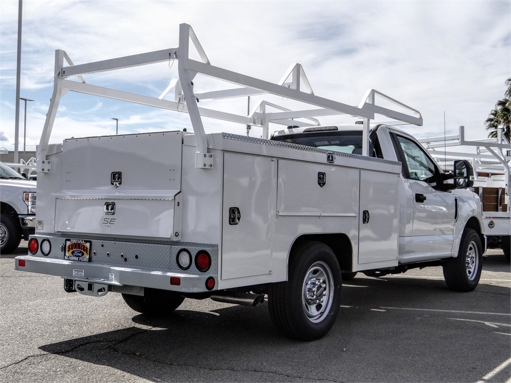 2020 Ford F-350 Regular Cab 4x2, Scelzi Signature Service Body #FL1621 - photo 4