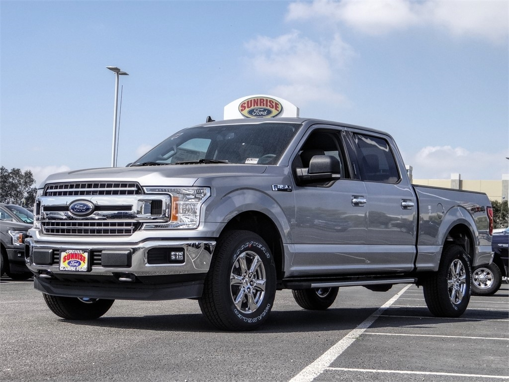 2020 F-150 SuperCrew Cab 4x4, Pickup #FL1699 - photo 1