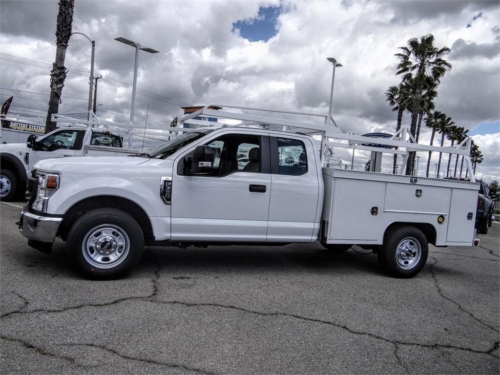 2020 Ford F-350 Super Cab 4x2, Scelzi Signature Service Body #FL1764 - photo 3