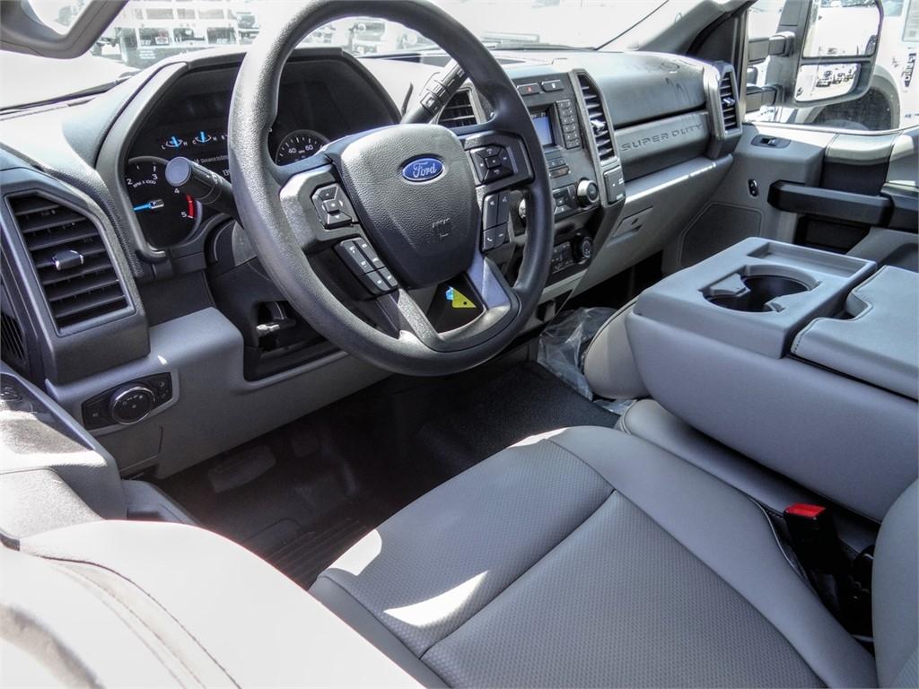 2020 Ford F-450 Regular Cab DRW 4x2, Scelzi WFB Stake Bed #FL1780 - photo 8