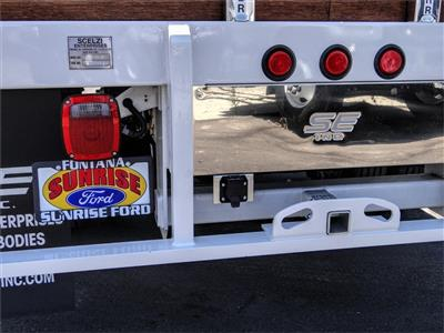 2020 Ford F-450 Regular Cab DRW 4x2, Scelzi WFB Stake Bed #FL1780 - photo 10