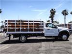 2020 Ford F-450 Regular Cab DRW 4x2, Scelzi WFB Stake Bed #FL1780 - photo 5