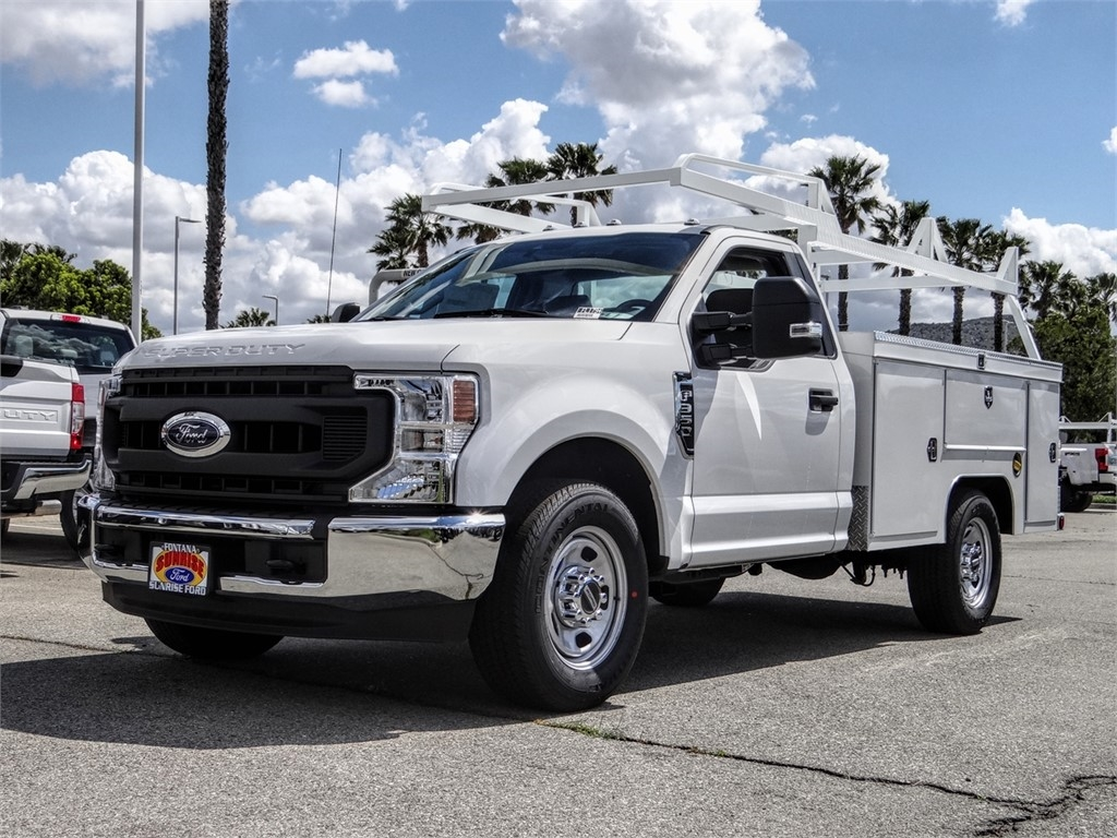 2020 Ford F-350 Regular Cab 4x2, Scelzi Signature Service Body #FL1794 - photo 1