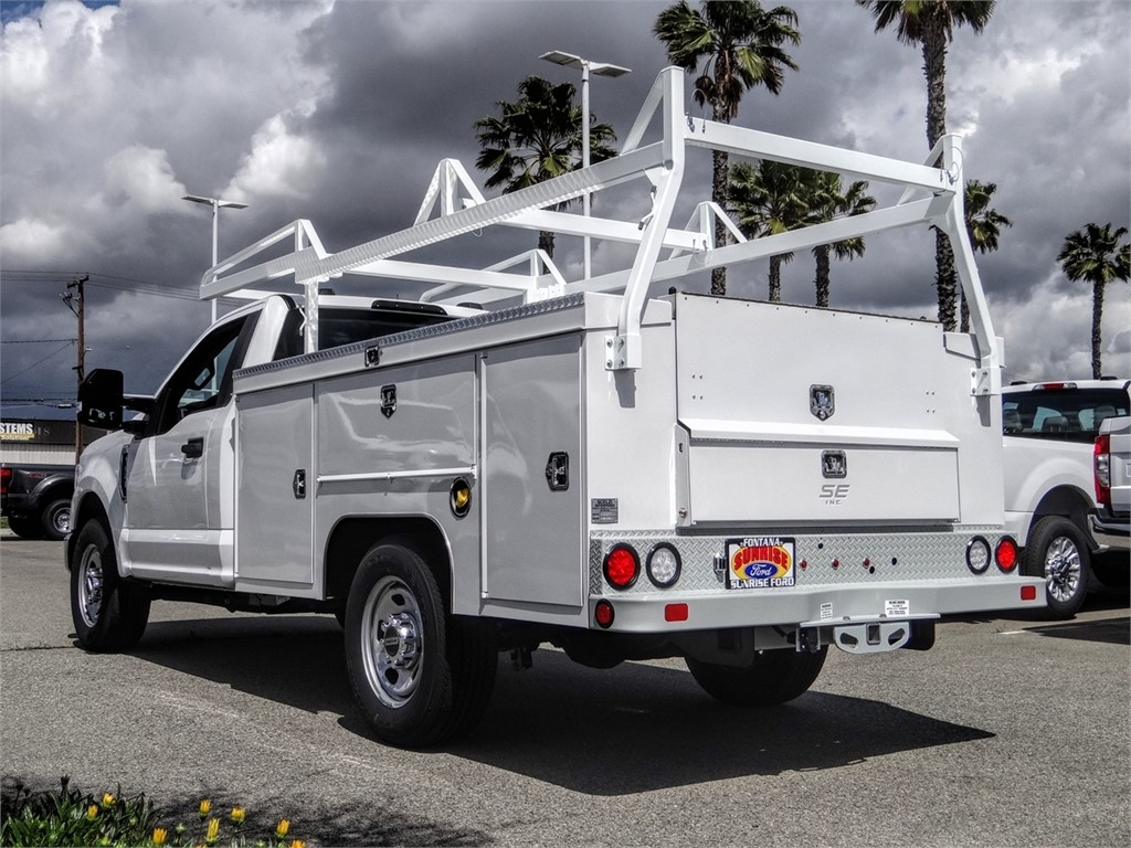 2020 Ford F-350 Regular Cab 4x2, Scelzi Signature Service Body #FL1794 - photo 2