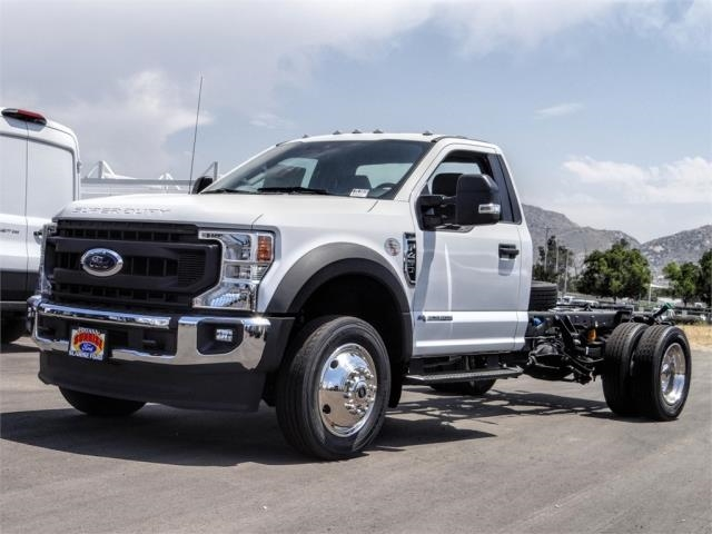 2020 F-450 Regular Cab DRW 4x2, Cab Chassis #FL1816 - photo 1