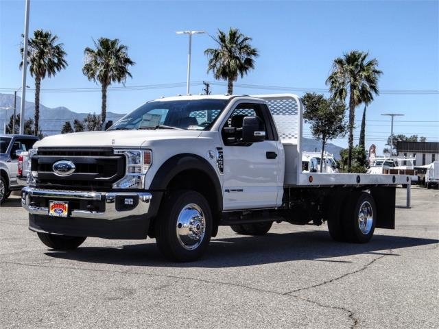 2020 Ford F-450 Regular Cab DRW 4x2, Scelzi Flatbed #FL1816 - photo 1