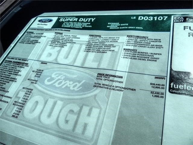 2020 Ford F-450 Regular Cab DRW 4x2, Scelzi WFB Flatbed #FL1816 - photo 10