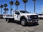 2020 Ford F-450 Regular Cab DRW 4x2, Scelzi WFB Flatbed #FL1816 - photo 6