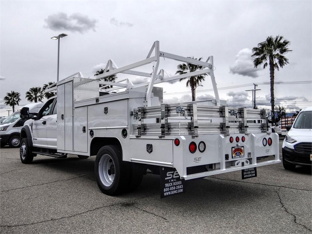 2020 F-550 Crew Cab DRW 4x2, Scelzi Combo Body #FL1833 - photo 1