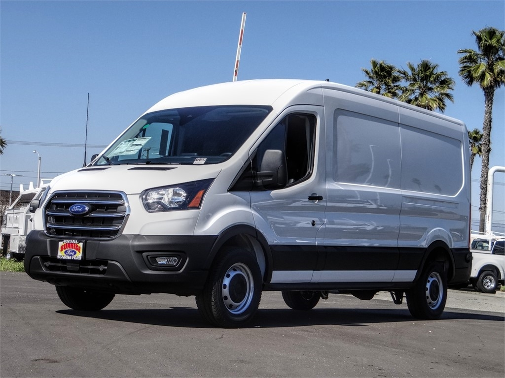 2020 Transit 250 Med Roof RWD, Empty Cargo Van #FL1839 - photo 1