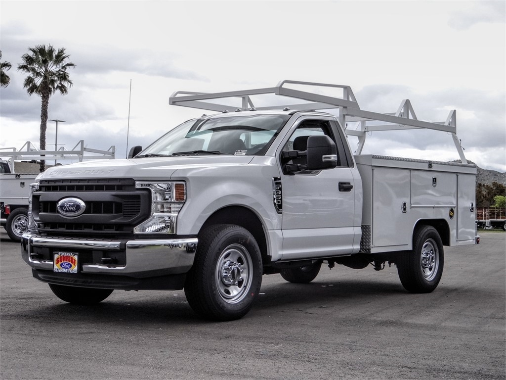 2020 F-350 Regular Cab 4x2, Scelzi Signature Service Body #FL1847 - photo 1