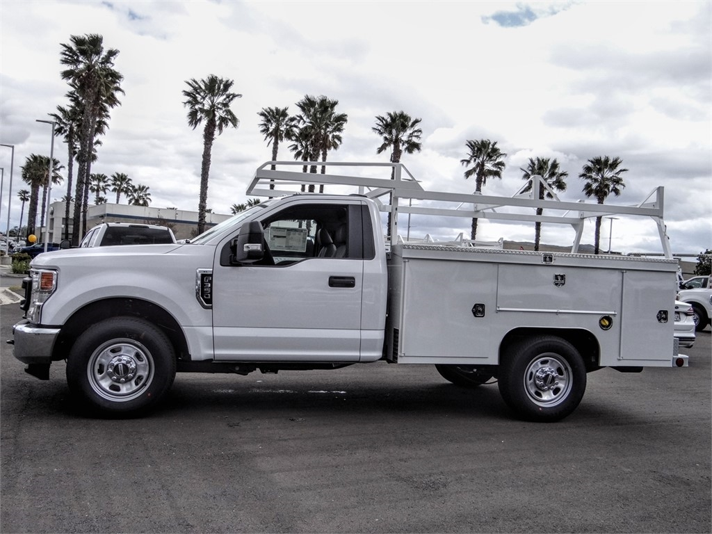 2020 F-350 Regular Cab 4x2, Scelzi Signature Service Body #FL1847 - photo 3