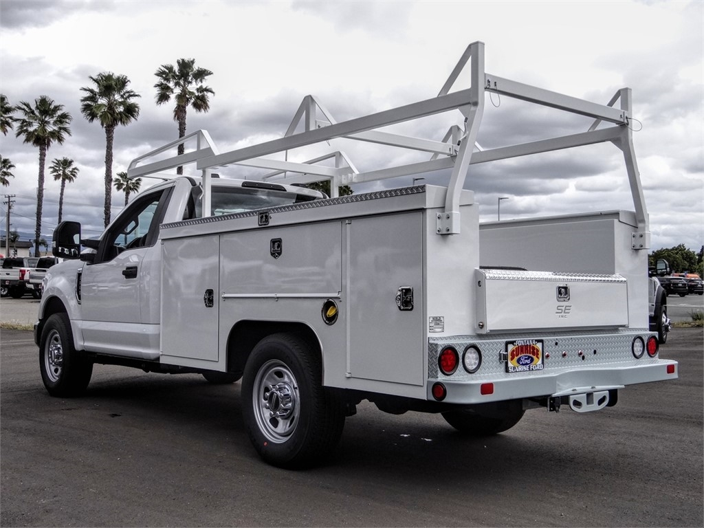 2020 F-350 Regular Cab 4x2, Scelzi Signature Service Body #FL1847 - photo 2