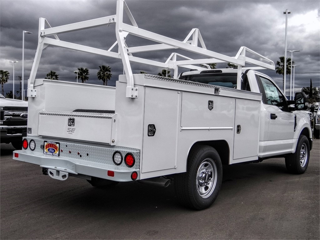 2020 F-350 Regular Cab 4x2, Scelzi Signature Service Body #FL1847 - photo 4