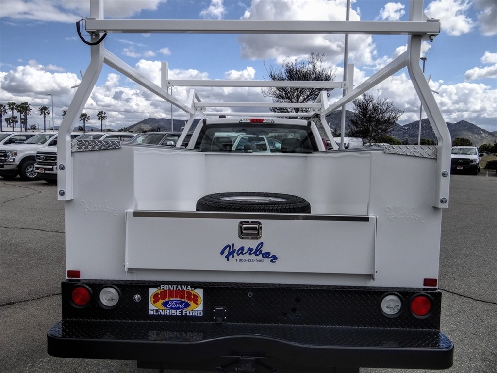 2020 F-350 Regular Cab 4x2, Harbor TradeMaster Service Body #FL1848 - photo 10