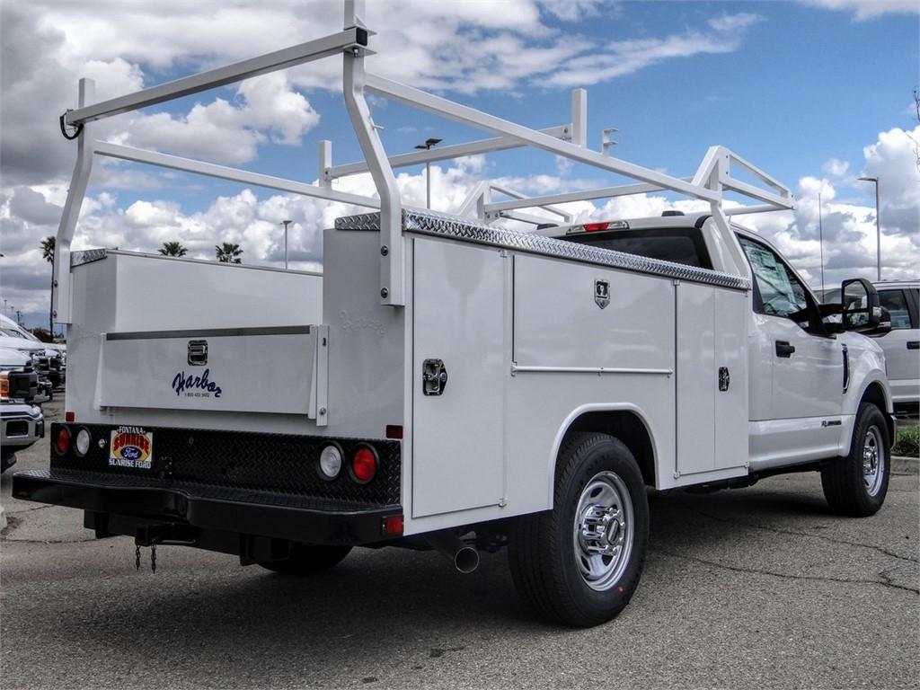 2020 F-350 Regular Cab 4x2, Harbor TradeMaster Service Body #FL1848 - photo 4