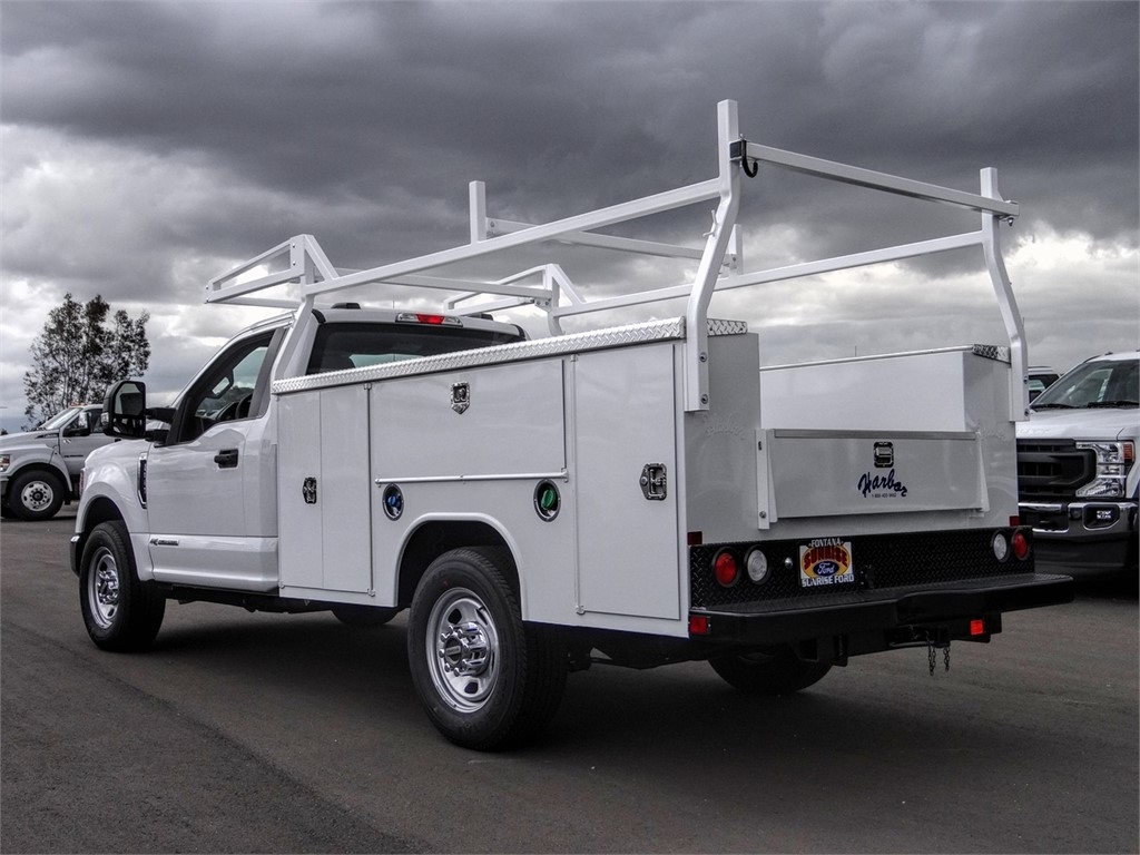 2020 Ford F-350 Regular Cab 4x2, Harbor Service Body #FL1849 - photo 1