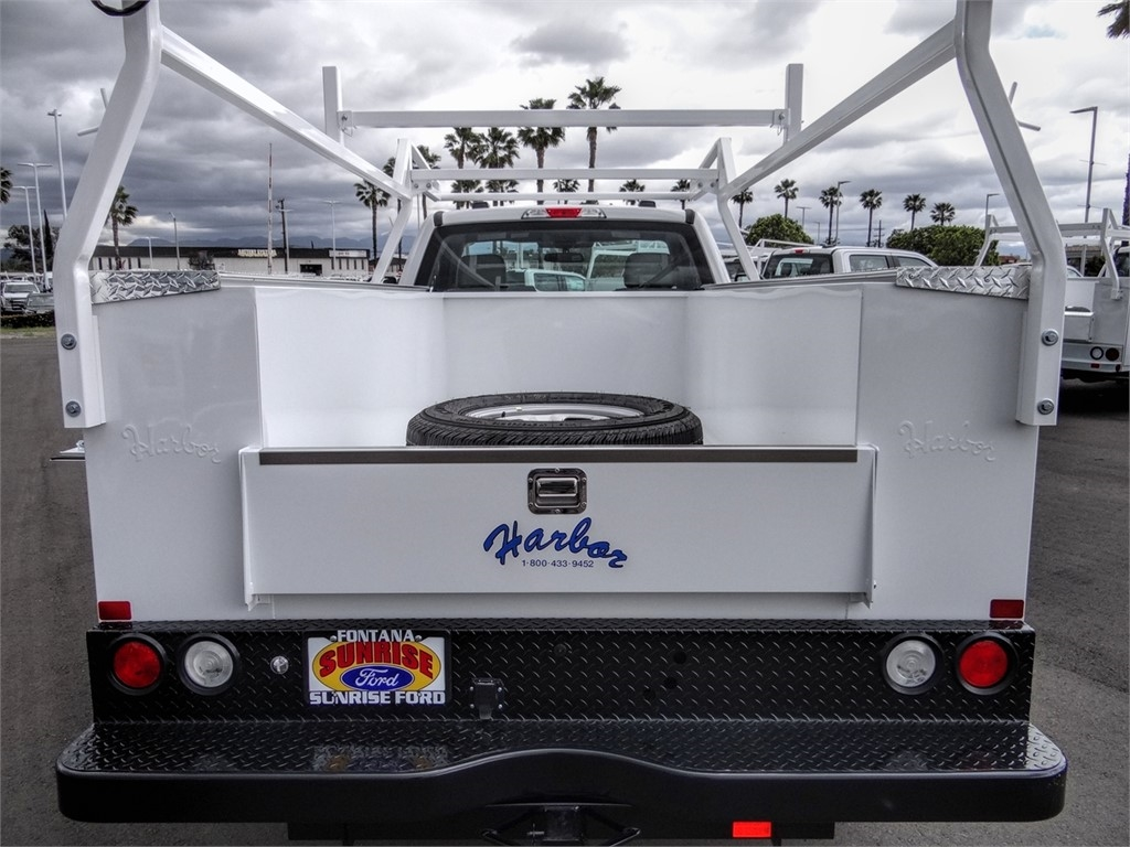 2020 Ford F-350 Regular Cab 4x2, Harbor TradeMaster Service Body #FL1850 - photo 10