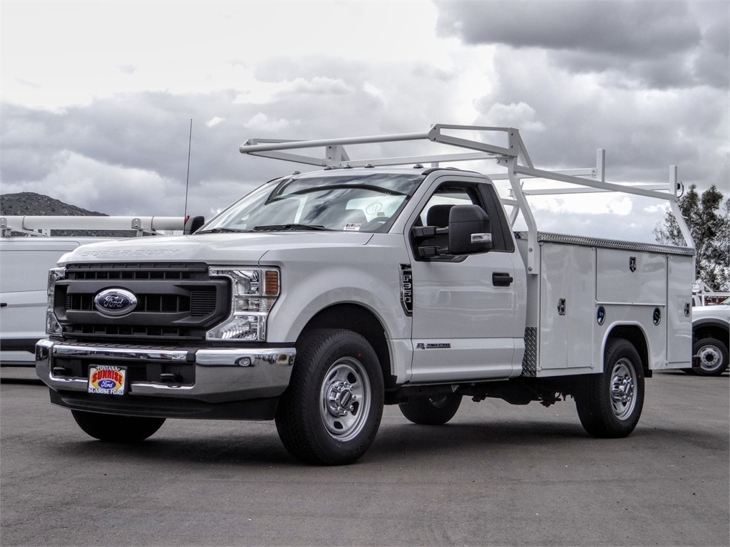 2020 Ford F-350 Regular Cab 4x2, Harbor Service Body #FL1850 - photo 1