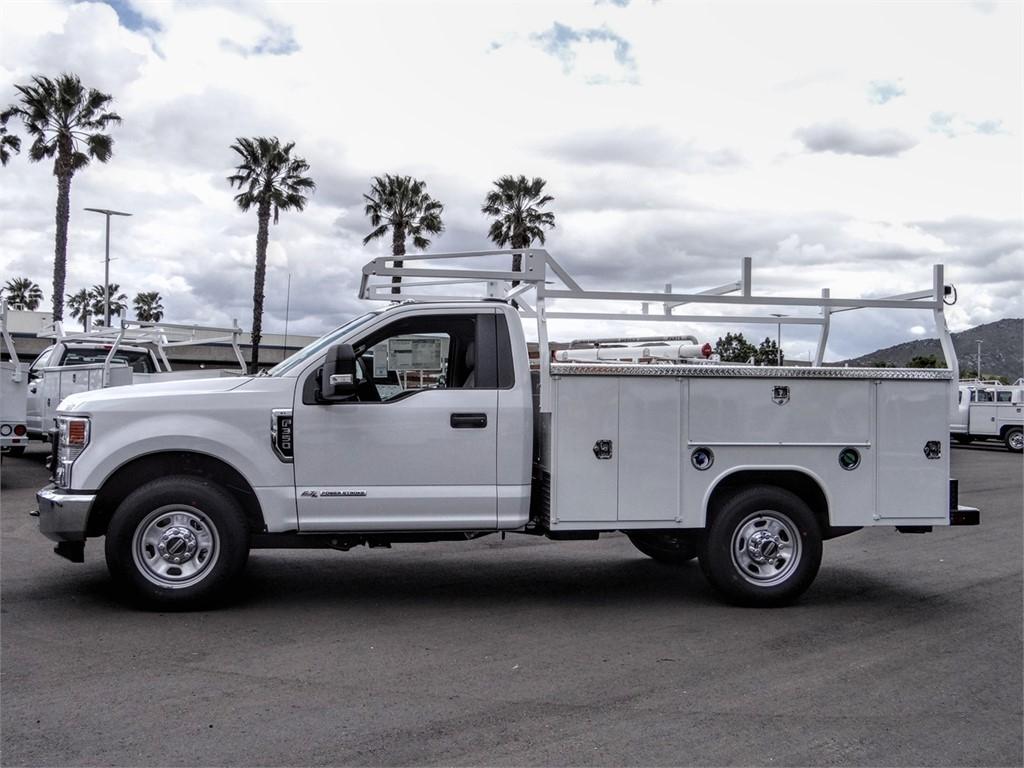 2020 Ford F-350 Regular Cab 4x2, Harbor TradeMaster Service Body #FL1850 - photo 3