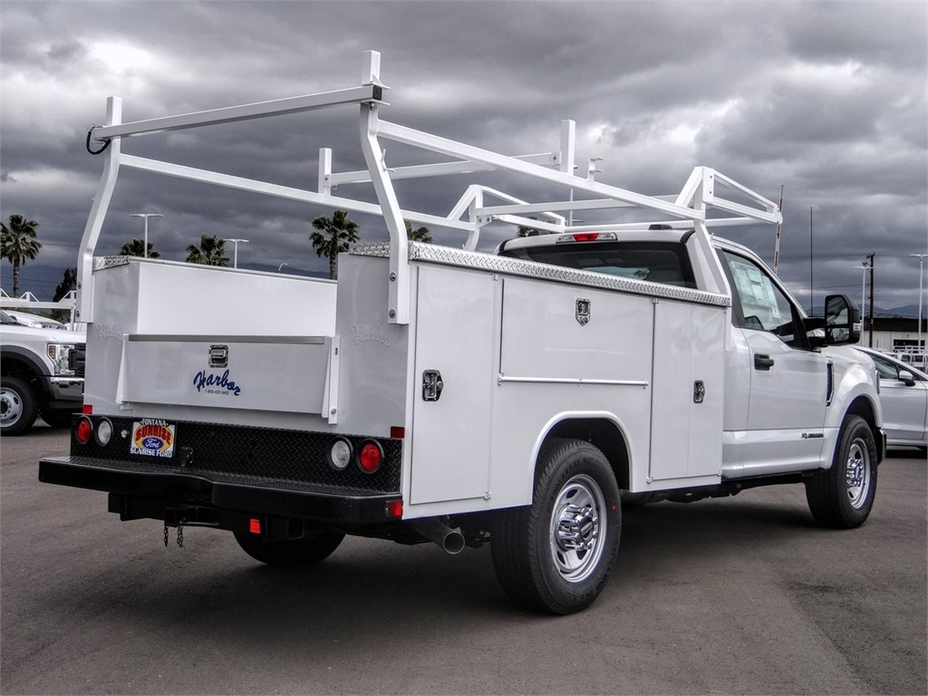 2020 Ford F-350 Regular Cab 4x2, Harbor TradeMaster Service Body #FL1850 - photo 4