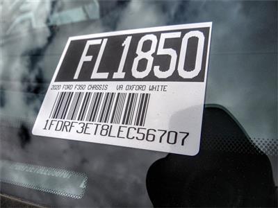 2020 Ford F-350 Regular Cab 4x2, Harbor TradeMaster Service Body #FL1850 - photo 11