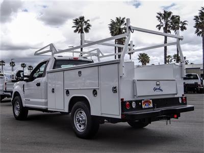 2020 Ford F-350 Regular Cab 4x2, Harbor TradeMaster Service Body #FL1850 - photo 2
