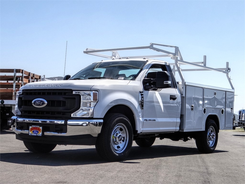 2020 Ford F-350 Regular Cab 4x2, Harbor Service Body #FL1851 - photo 1